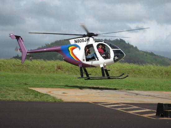 The Doorless Helicopter  Picture Of Jack Harter Helicopters  Private Tours
