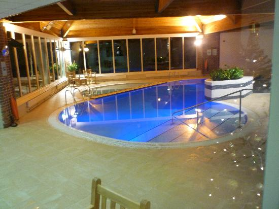 Pool Again Picture Of Marriott York Hotel York Tripadvisor