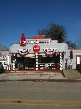 Royers Cafe Round Top Tx