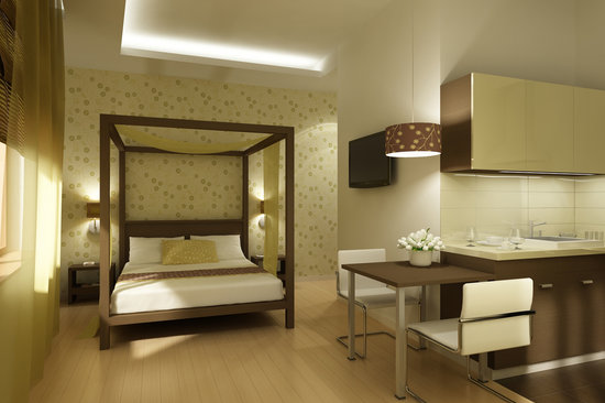 Opera Garden Hotel &amp; Apartments: Superior room