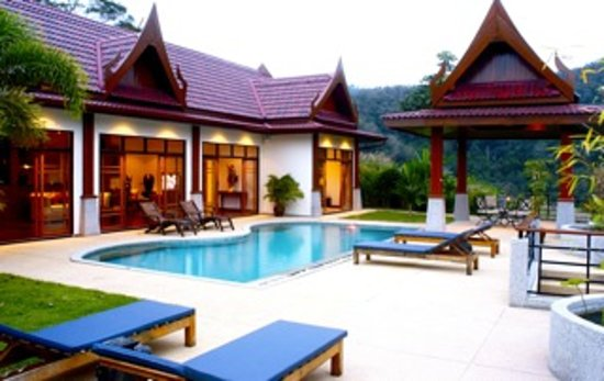 Club Bamboo Boutique Resort and Spa : Ananthara Pool Villa