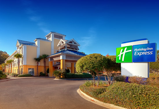 ‪Holiday Inn Express Charleston‬