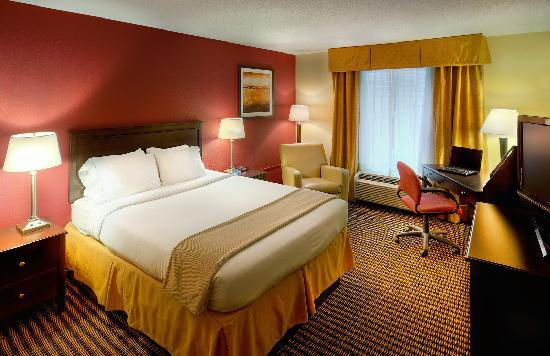 Holiday Inn Express Charleston (US 17 & I-526): One King Bed Room