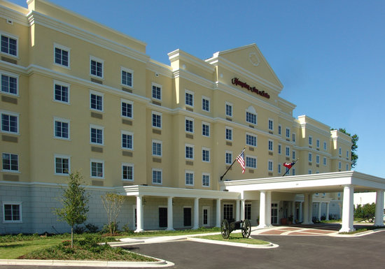 Hampton Inn Vicksburg