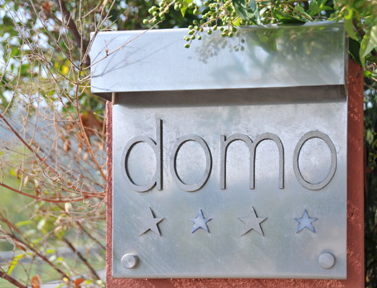 Domo: Logo