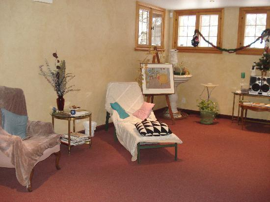Spa picture of hotel alpine inn sainte adele tripadvisor for Adel salon services