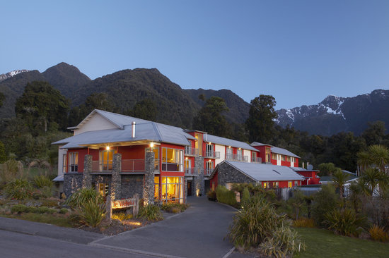 ‪Distinction Fox Glacier, Te Weheka Boutique Hotel‬