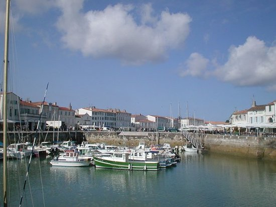 Bed and breakfasts in Ile de Re