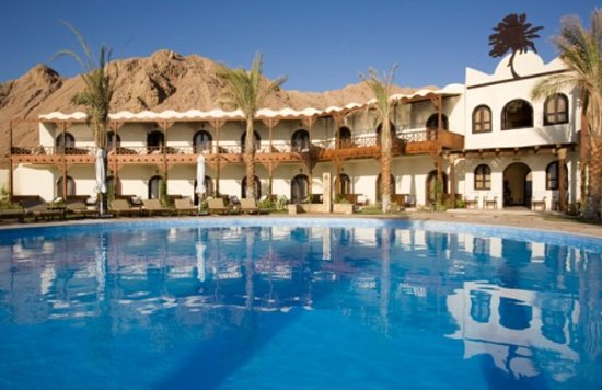 Dahab Paradise Pool