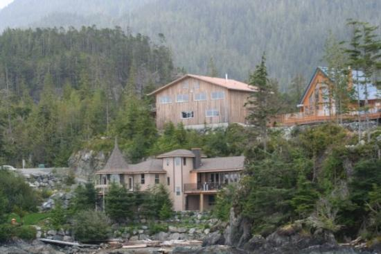 how to get to telegraph cove