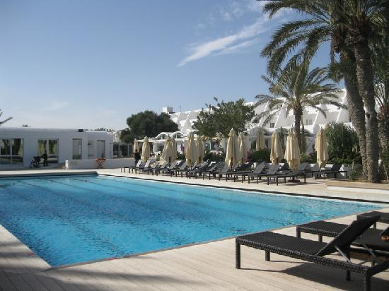 Le plan du club med picture of club med djerba la douce for Piscine calypso
