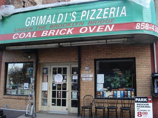 Grimaldi's Pizzeria Restaurant Reviews, Brooklyn, New York ...