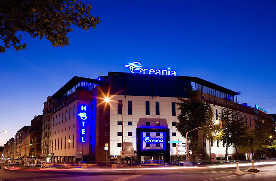 Hotel Oceania Paris Porte de Versailles: Extrieur