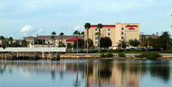 Hampton Inn Tampa / Rocky Point - Airport: On Rocky Point Island Tampa