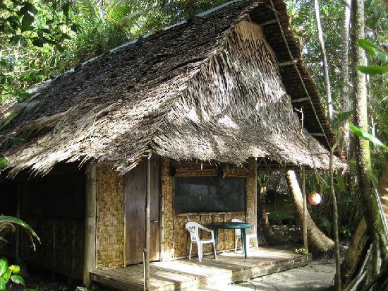 Kosrae Village Ecolodge & Dive Resort: one of the huts