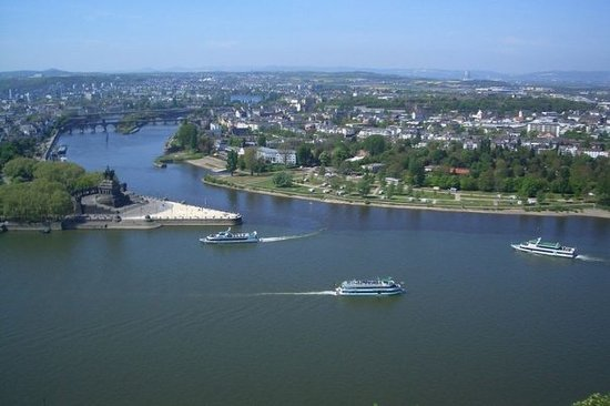 Koblenz attractions