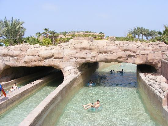 Aquaventure Water Park: The lazy river