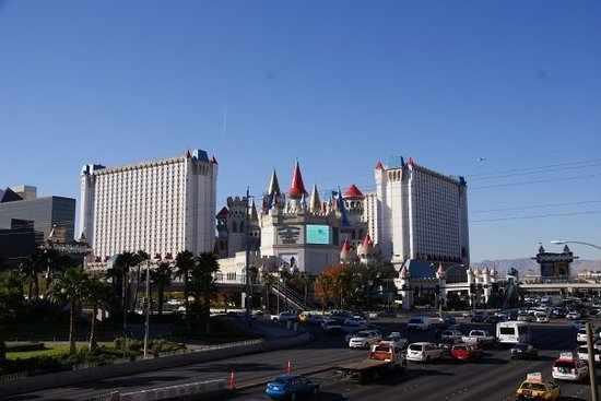 Las Vegas Mini Castle