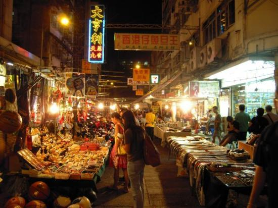 the food court at the temple street night market picture. Black Bedroom Furniture Sets. Home Design Ideas