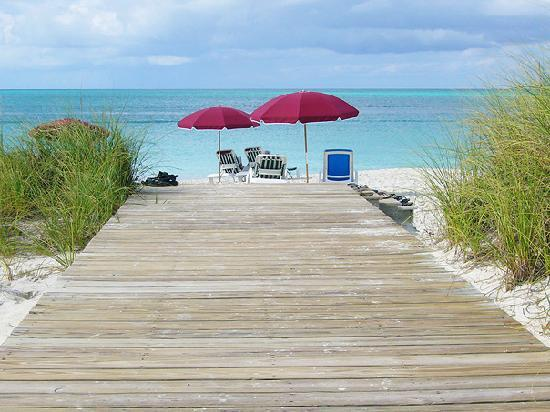 Pathway to Grace Bay, Royal West Indies, Providenciales