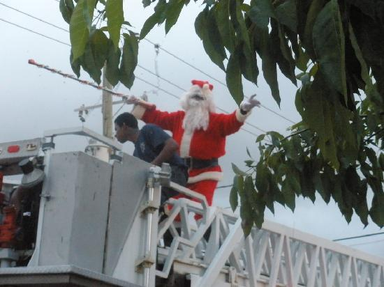 The Great House: A Christmas Parade in Belize City!