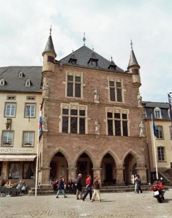 alojamientos bed and breakfasts en Echternach