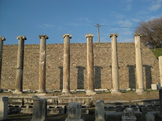 The Acropolis (Bergama, Turkey): Address, Tickets & Tours ...