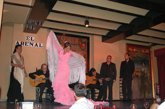 Tablao Flamenco El Arenal