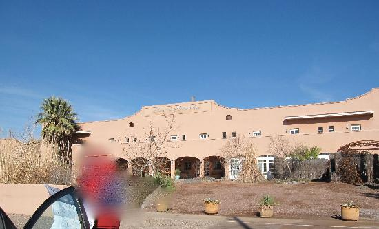 Sierra Grande Lodge & Spa: Front of the hotel