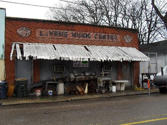 Clarksdale, MS: Reds Blues Club