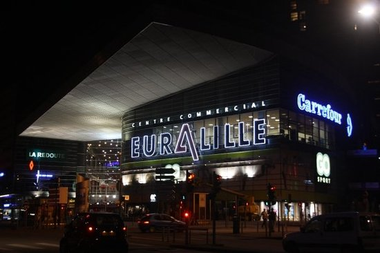 Euralille Mall