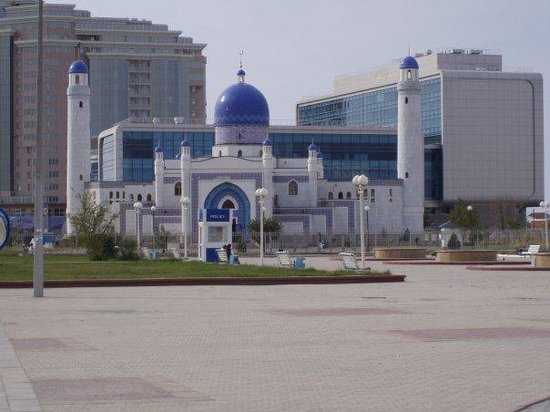 Atyrau restaurants