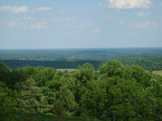 McGaheysville, VA: Beautiful view from the hill