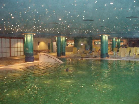 Zinnowitz, Germania: Bernsteintherme