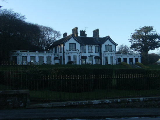 Dunmore East, Ireland: The Haven Hotel