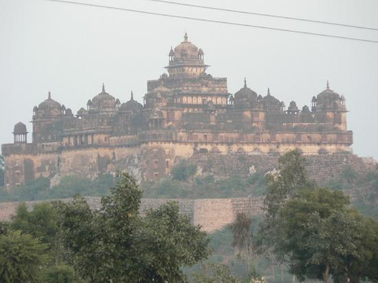Orchha, India: Datia Fort, about 22 kms before Jhansi