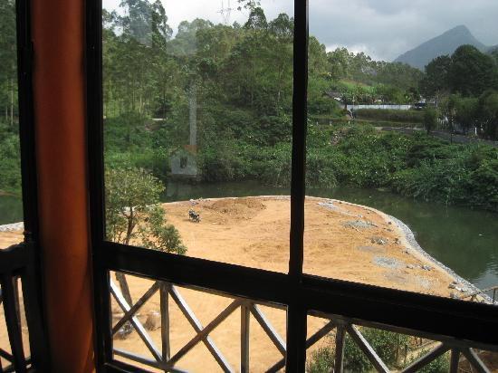 Archana Residency Munnar: View from hotel