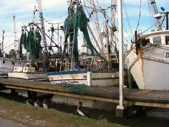 Bryant House Bed & Breakfast: Fishing Fleet