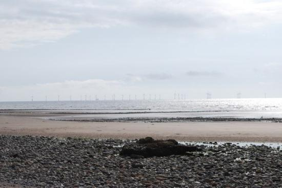 Barrow-in-Furness, UK: Walney Beach