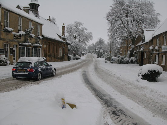 Moreton-in-Marsh, UK: Chipping Norton Road 2010