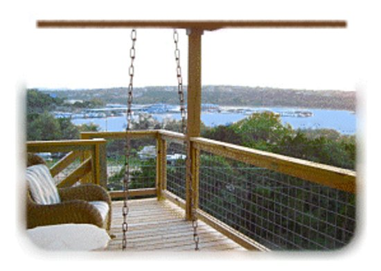 Robin's Nest Bed and Breakfast: Lake Travis