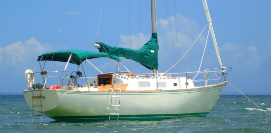 Sailing in the Keys