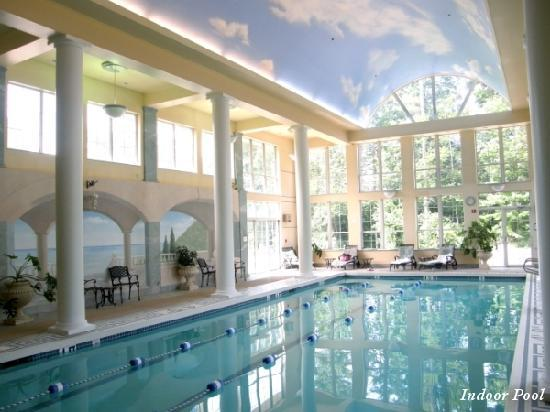 Senator Inn & Spa: mineral pool