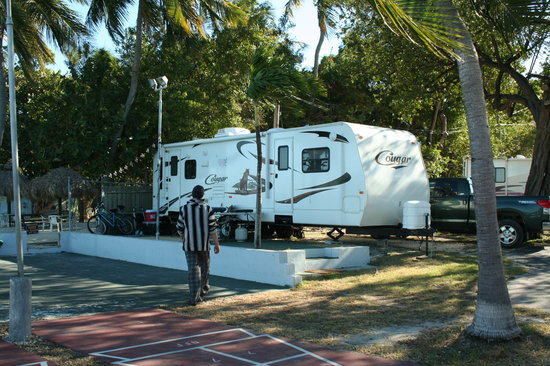 Riptide RV Park & Motel: Camp Site A-11