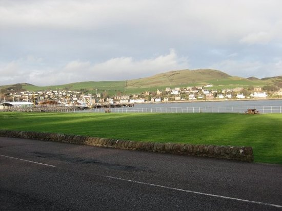 Campbeltown, UK: Campbeltown in all her glory