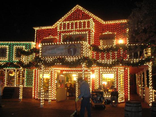 Christmas Lights Branson Mo | Christmas Decorating