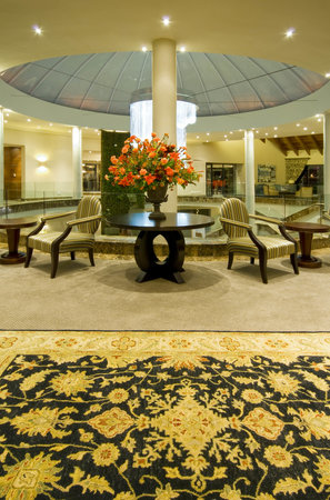Simola Hotel &amp; Spa: Hotel lobby