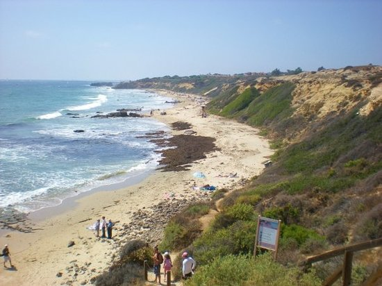 Crystal Cove State Park Beach Hotel