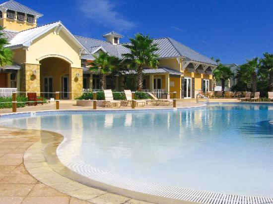 Cinnamon Beach at Ocean Hammock Beach Resort: Families will love our 2nd heated pool with gradual slope entrance