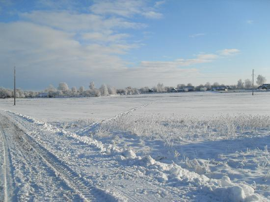 Biélorussie : Belarus in December